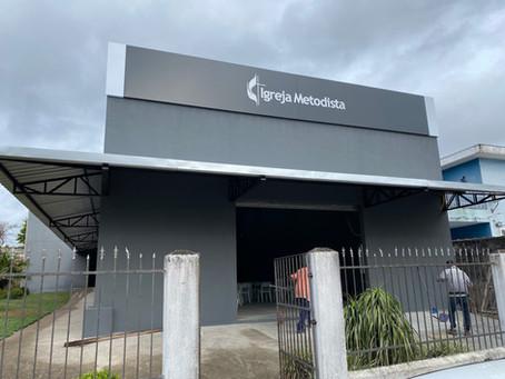 Embu-Guaçu: novo templo, novo tempo