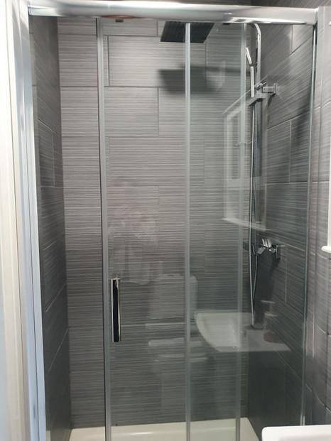 New Private Bathrooms