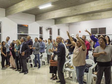 Igreja no Jardim Casqueiro completa aniversário