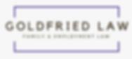 Goldfried Law Logo