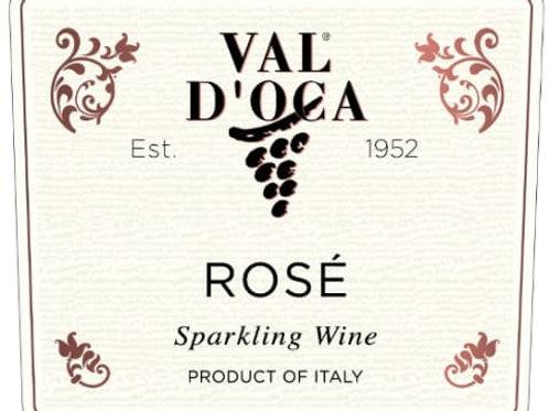 VAL D'OCA SPARKLING ROSE'