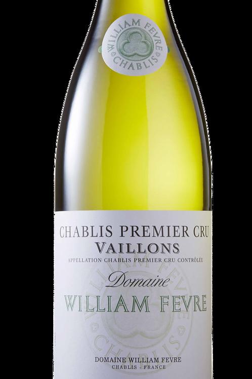 WILLIAM FEVRE CHABLIS 1ER CRU VAILLONS