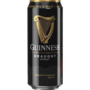 GUINESS DRAUGHT STOUT