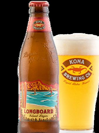 KONA BREWING CO. - LONGBOARD ISLAND LAGER