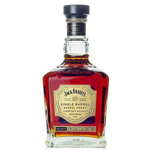 Jack Daniels Single Barrel-Barrel Proof-750ml