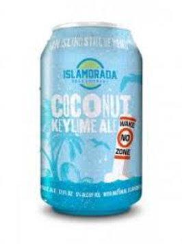 ISLAMORADA BEER CO. COCONUT KEY LIME ALE - NO WAKE ZONE