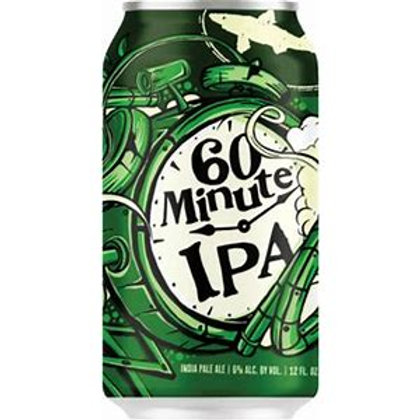 DOGFISH HEAD 60 MINUTE IPA CANS