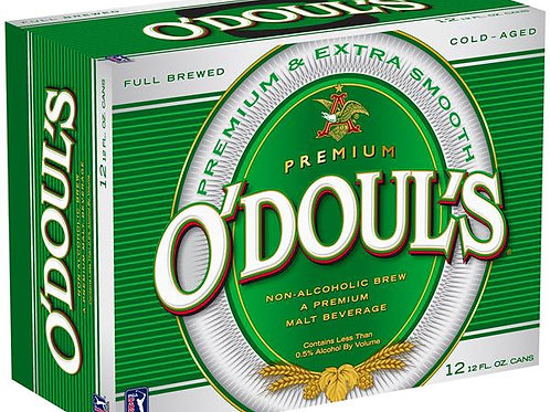 O'Doul's NA 12 pk Cans