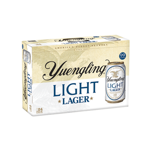 YUENGLING LIGHT CANS