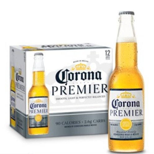 Corona Premier Bottles