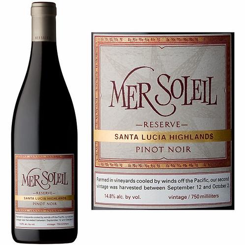 Mer Soleil Pinot Noir