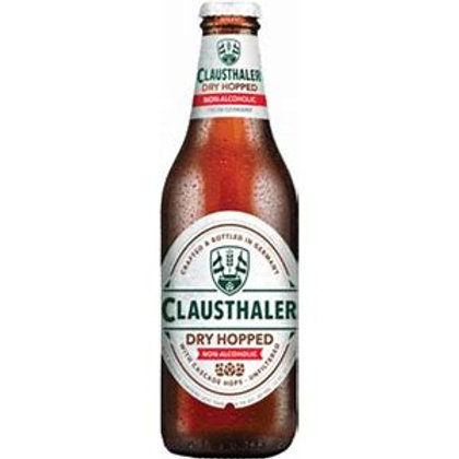 CLAUSTHALER DRY HOPPED NA BEER