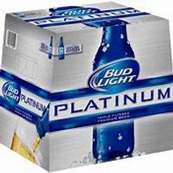 Bud Light Platinum 12 pk Bottle