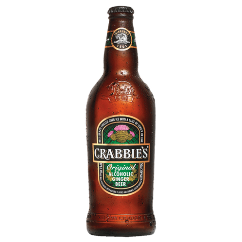 CRABBIE'S ALCOHOL GINGER BEER