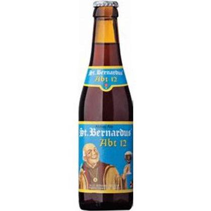 ST. BERNARDUS ABT 12 ABBEY ALE