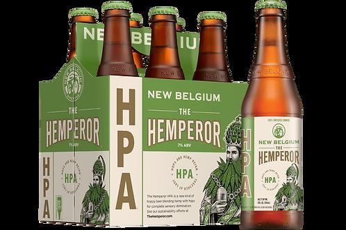 NEW BELGIUM HEMPEROR HEMP IPA