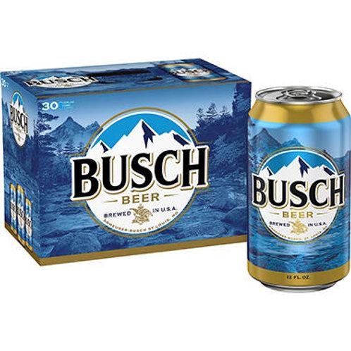 BUSCH 12 PK CANS