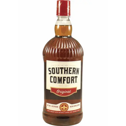 SOUTHERN COMFORT 70 PROOF  BOURBON