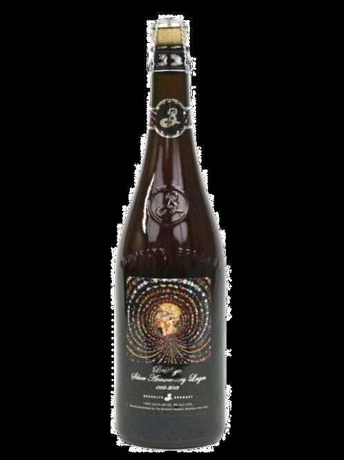 Brooklyn Brewery Silver Anniversary