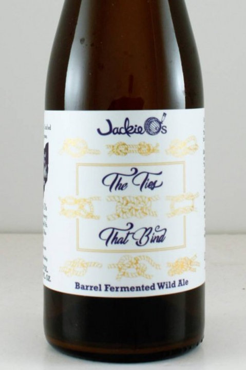 JACKIE O'S/CROOKED STAVE THE TIES THAT BIND WILD ALE