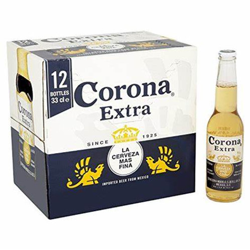 Corona Extra 12 pk Bottles