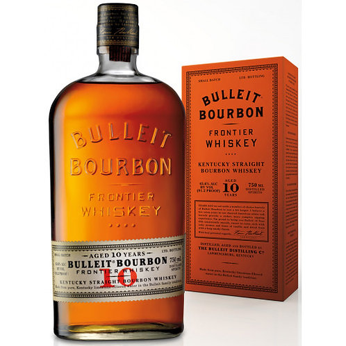 BULLEIT 10 Year Bourbon