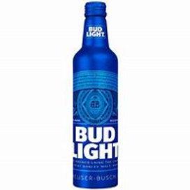 Bud Light 8 pk Aluminum Bottles 16 oz