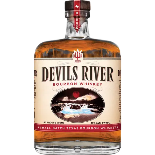 Devils River Bourbon Texas Small Batch