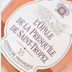L'OPALE DE LA PRESQUILE SAINT TROPEZ ROSE
