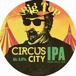 CIRCUS CITY IPA - Big top Brewing Co.