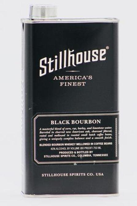 STILLHOUSE BLACK BOURBON WHISKEY