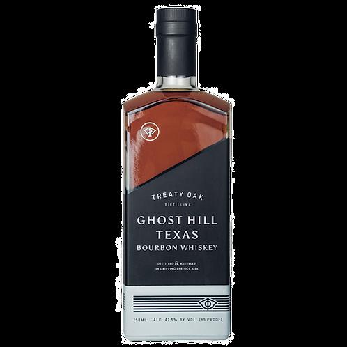 Ghost Hill Bourbon - Treaty Oak Distillery