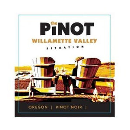 THE PINOT SITUATION PINOT NOIR