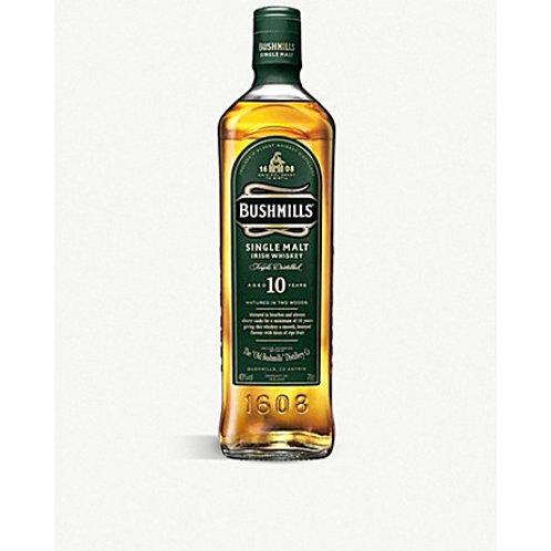 Bushmills 10 Yr Single Malt Irish Whiskey