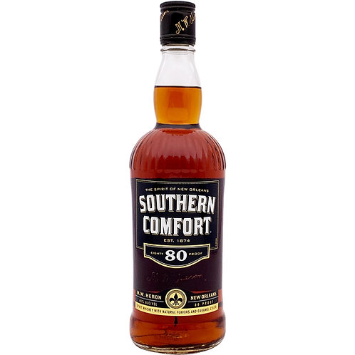 SOUTHERN COMFORT 80 PROOF BOURBON