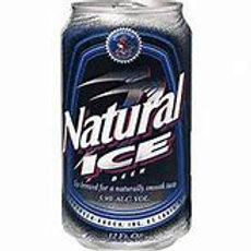 NATURAL ICE CANS