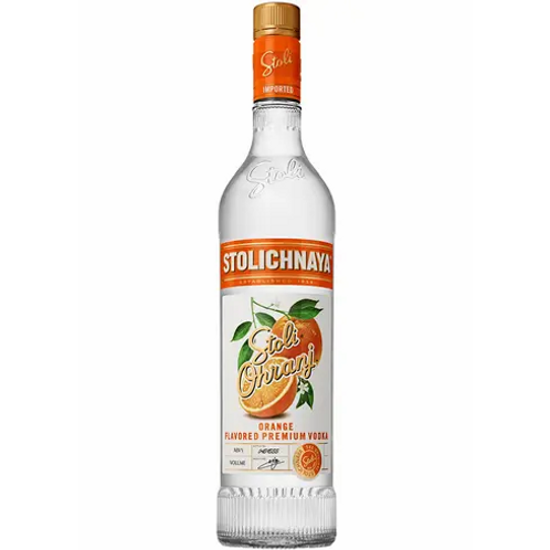 STOLI ORANGE VODKA