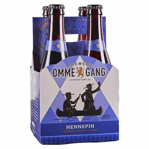 OMMEGANG HENNEPIN CRAFT BEER