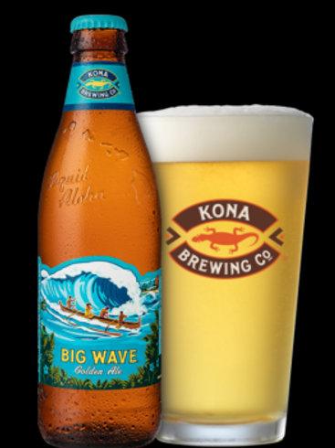 KONA BREWING CO. - BIG WAVE