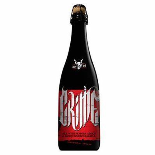 STONE BREWING CRIME ALE
