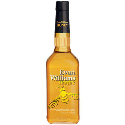 Evan Williams Honey Whiskey