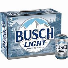 Busch Light 12 pk Cans