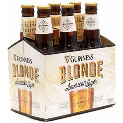 GUINESS BLONDE AMERICAN LAGER