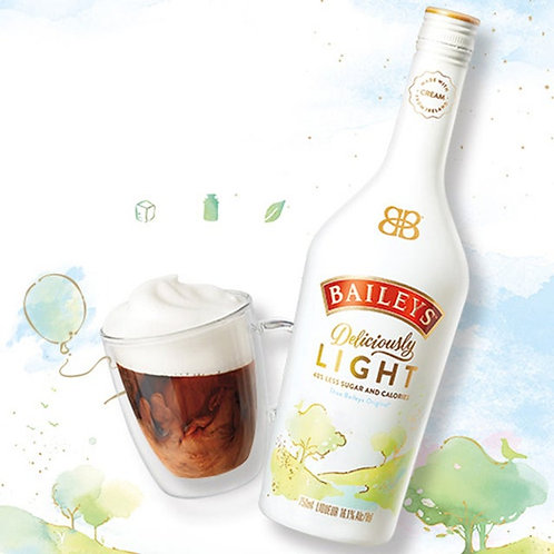 BAILEY'S DELICIOUSLY LIGHT LIQUEUR