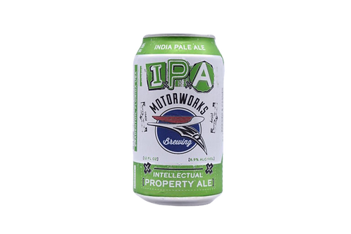 Intellectual Property Ale - IPA, Motorworks Brewing Co.