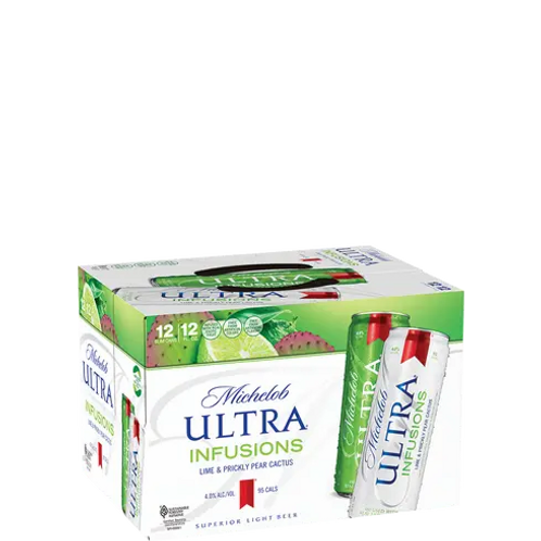 MICHELOB ULTRA LIME INFUSIONS