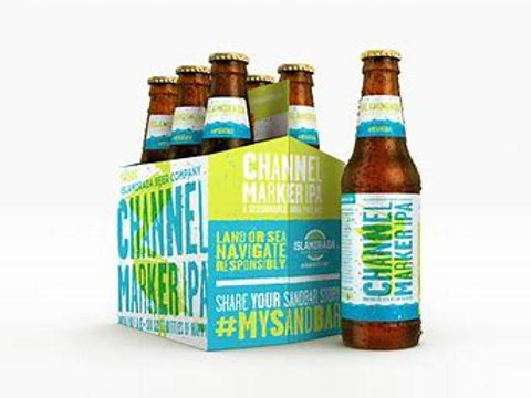 ISLAMORADA BEER CO CHANNEL MARKER IPA