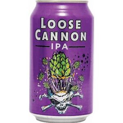 HEAVY SEAS LOOSE CANNON IPA CANS
