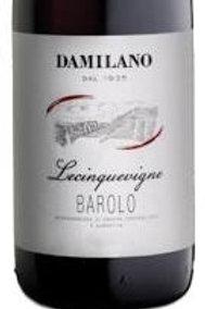 DAMILANO BAROLO LECINQUEVIGNE