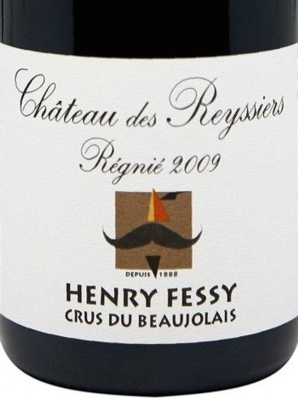 HENRY FESSY REGINE CHATEAU DES REYSSIERS